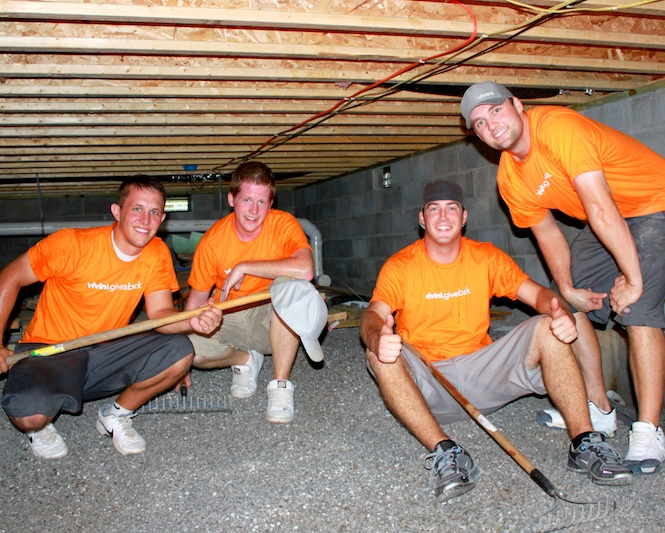 laying a foundation – vivint.blog