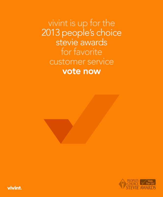 People's Choice Stevie Award