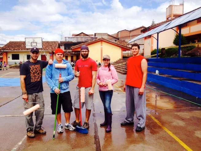 making a difference in peru