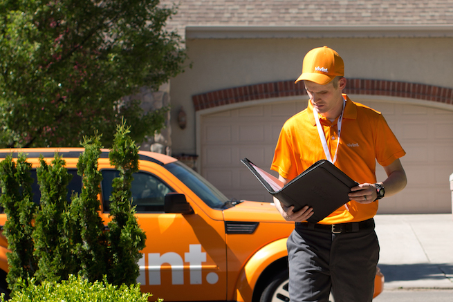 Vivint summer sales