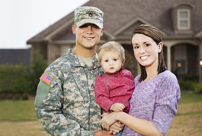 Protecting our military families