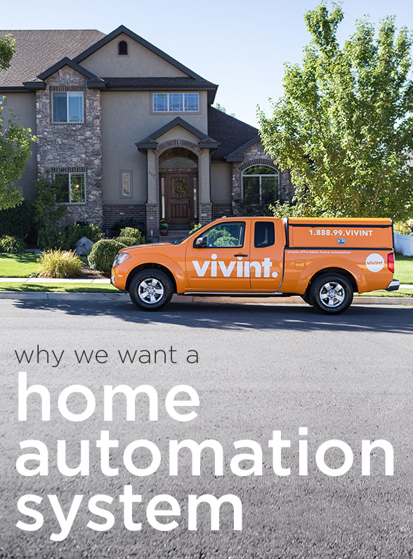 why we wanted a home automation system