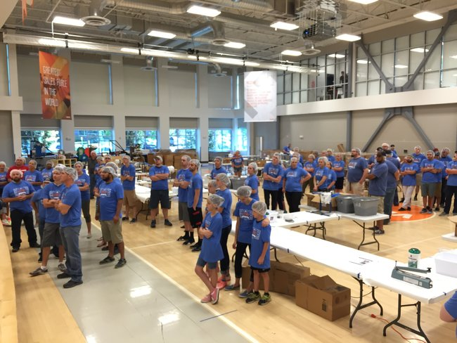Vivint Packs One Million Meals for Feed My Starving Children