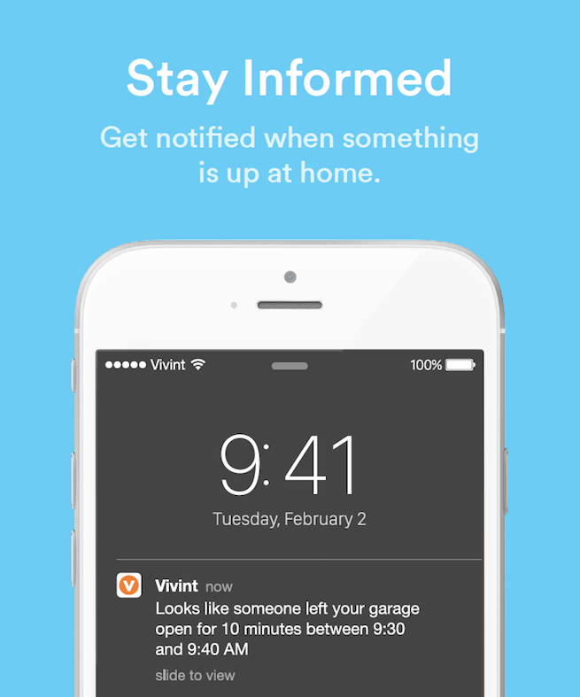 Your Vivint Sky app just got better!