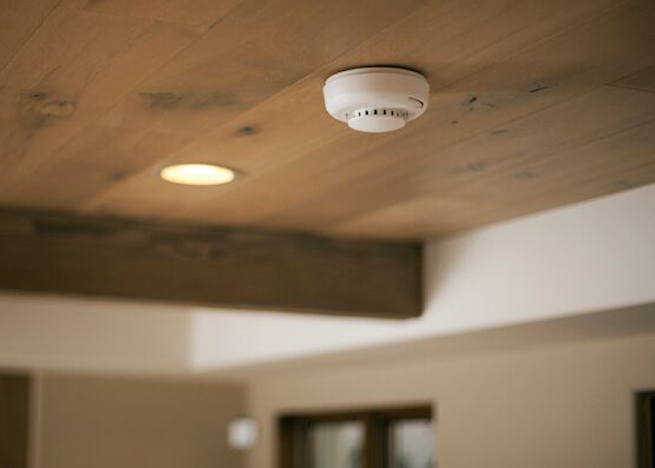 Fall home fire safety: Test your smoke detector