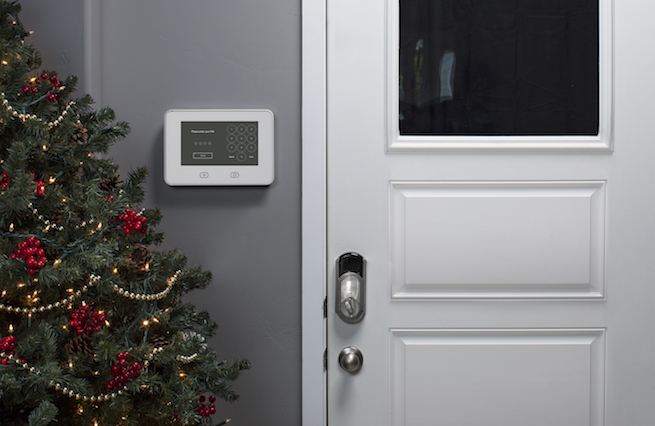 Set up a PIN for your holiday guests