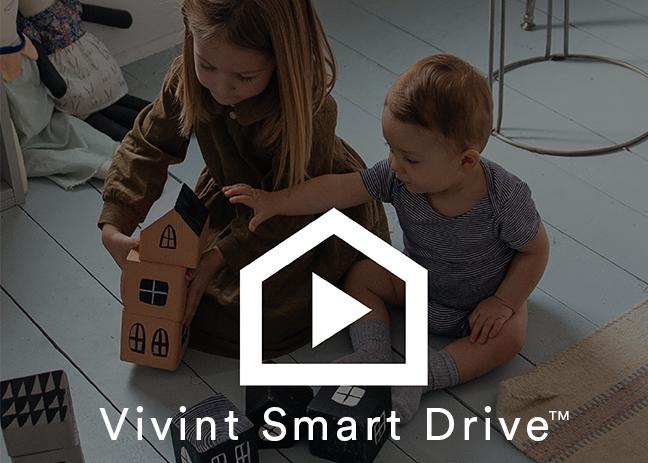 Presenting Vivint Smart Drive