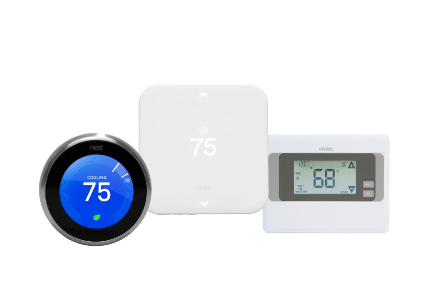 Have a smart spring with your smart thermostat