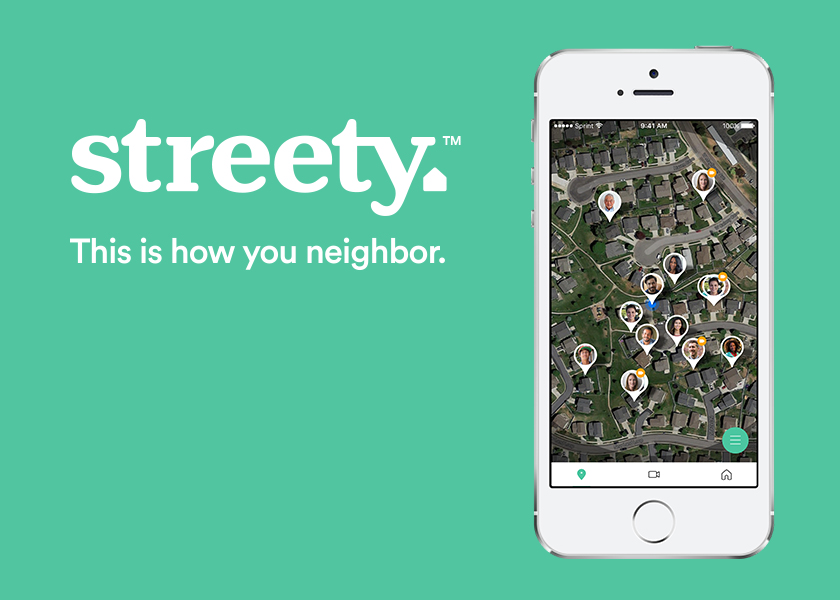Connect Your Neighborhood with Streety